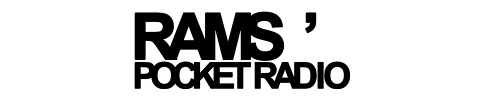 Rams&#039; Pocket Radio