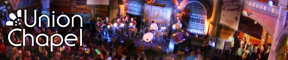 The Union Chapel on Music Glue