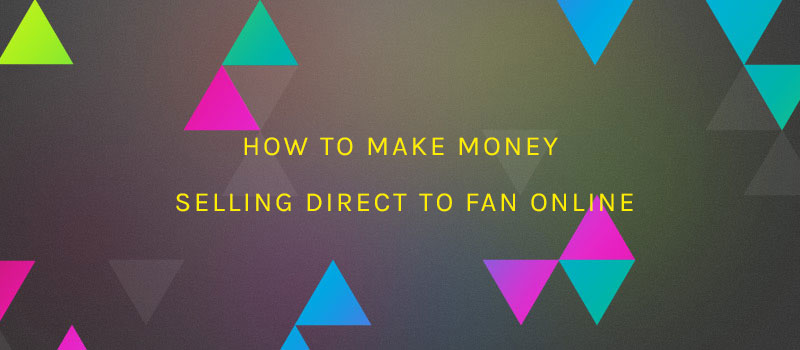 Top banner for How to make money selling t shirts online
